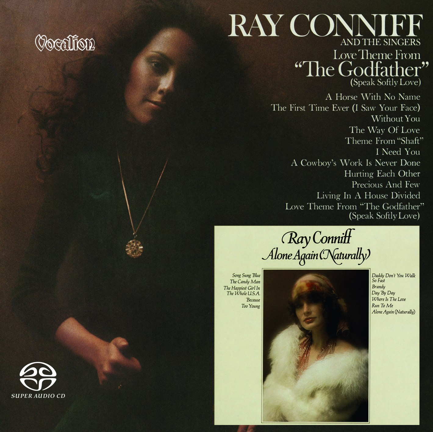 new Ray Conniff SACD: Alone Again (Naturally) & Love Theme from The Godfather