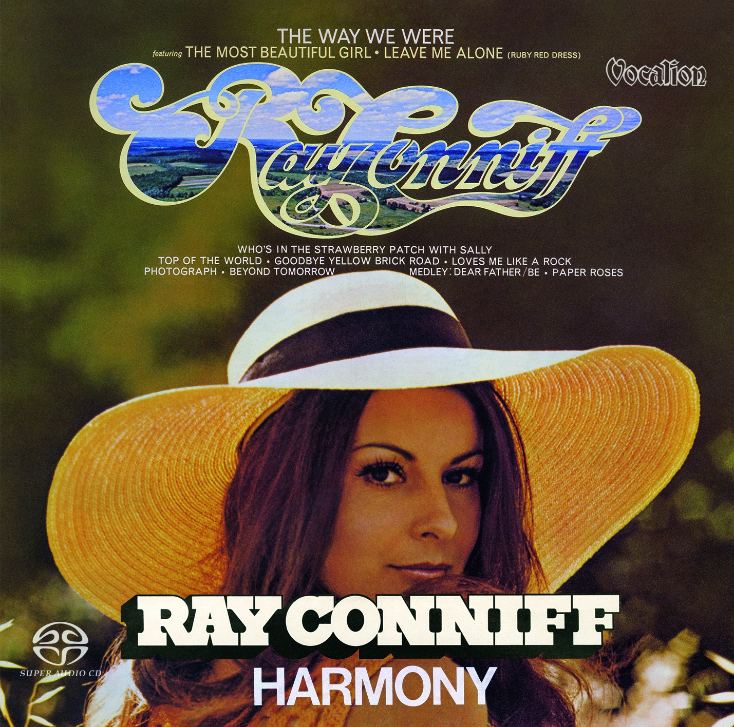 new Ray Conniff SACD: Harmony & The Way We Were